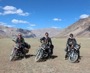 Ex-Delhi to Leh via Srinigar and Kargil and return via Manali and Rothang a 3000km trip of pure excitement.